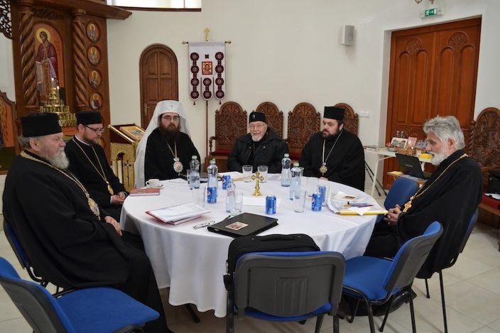 Metropolitná rada Pravoslávnej cirkvi v českých krajinách a na Slovenvsku