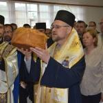 Pravoslávne bohoslužby na mieste budúceho monastiera v Dargove