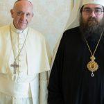 Rastislav s pápežom