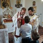 Chrámový sviatok v Byšte
