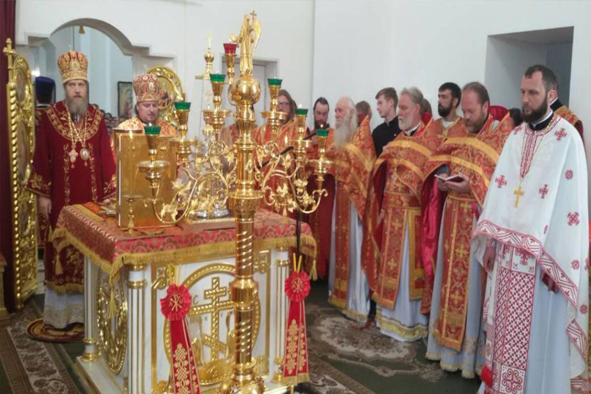 """Medzinárodný festival pravoslávnej kultúry a národného umenia """"Tradície Svätej Rusi"""""""