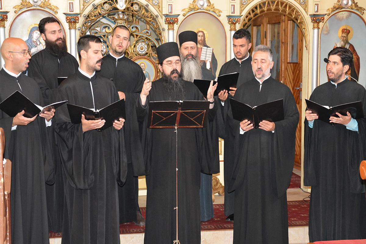 Pravoslávny byzantský spev na Horehroní