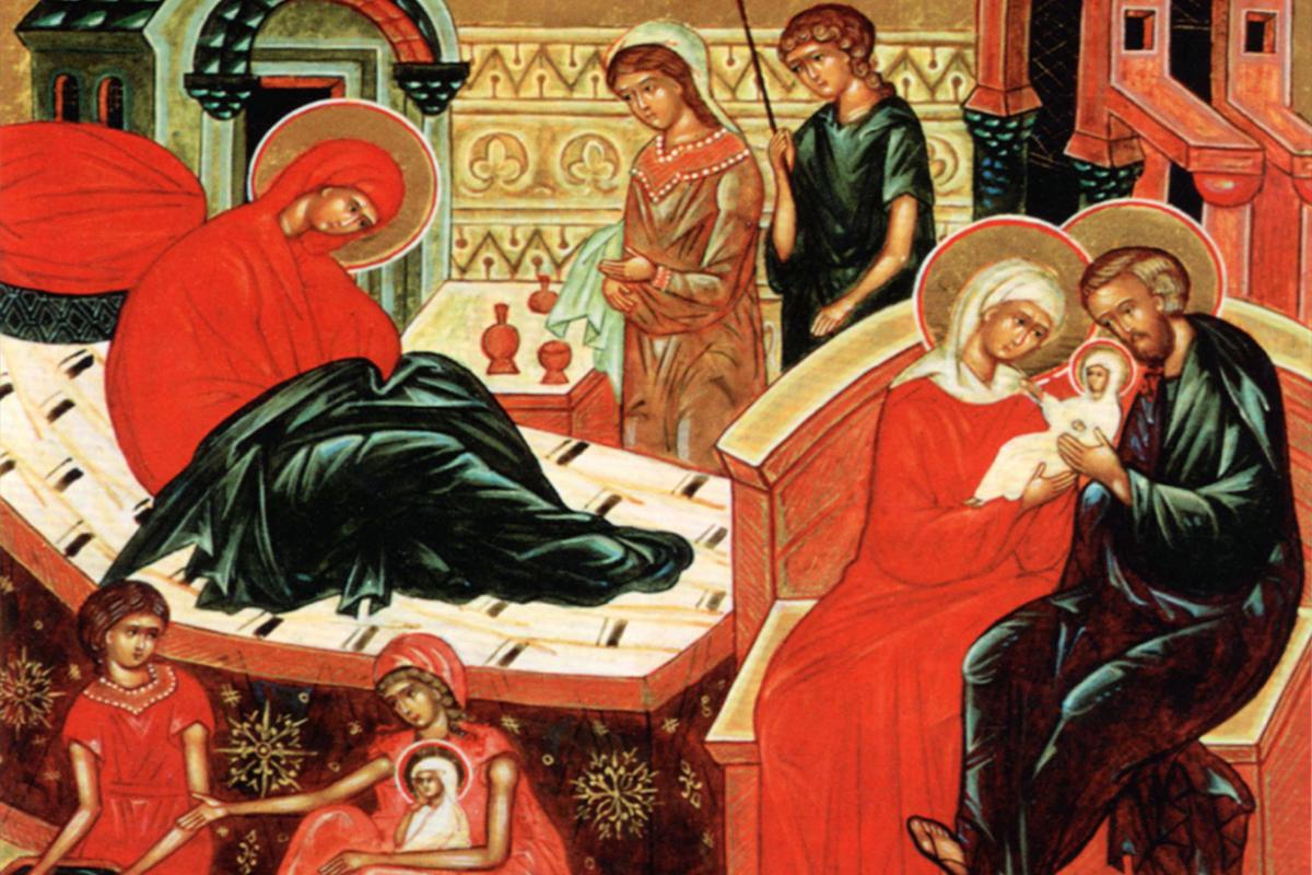 Narodenie Presvätej Bohorodičky (8./21.9.)