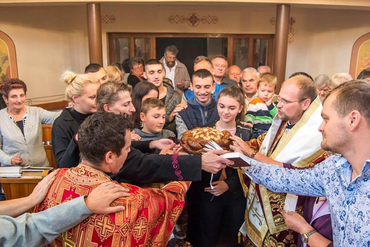 Slávnosti v Šamudovciach