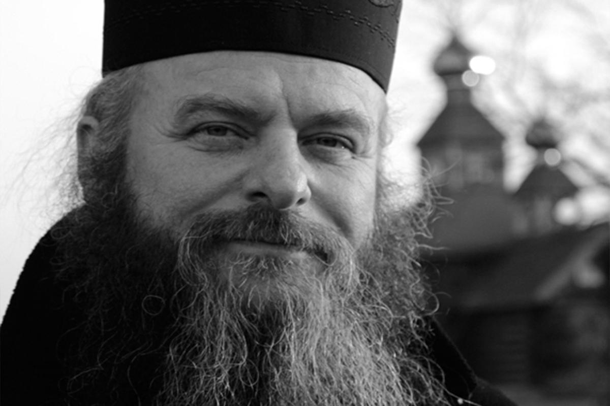 Odišiel do večnosti archimandrita Gabriel (Giba)