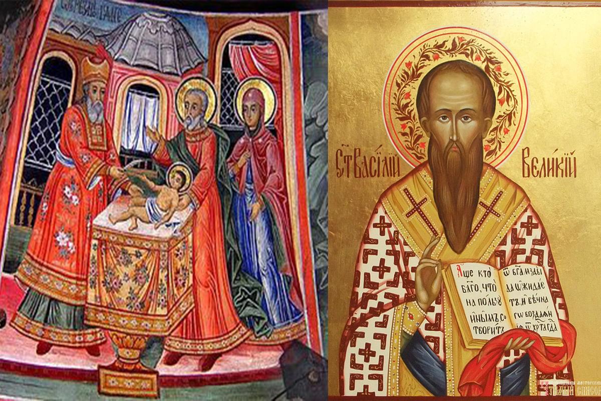 Obrezanie Hospodinovo a sv. Vasilij Veľký (1./14. január)