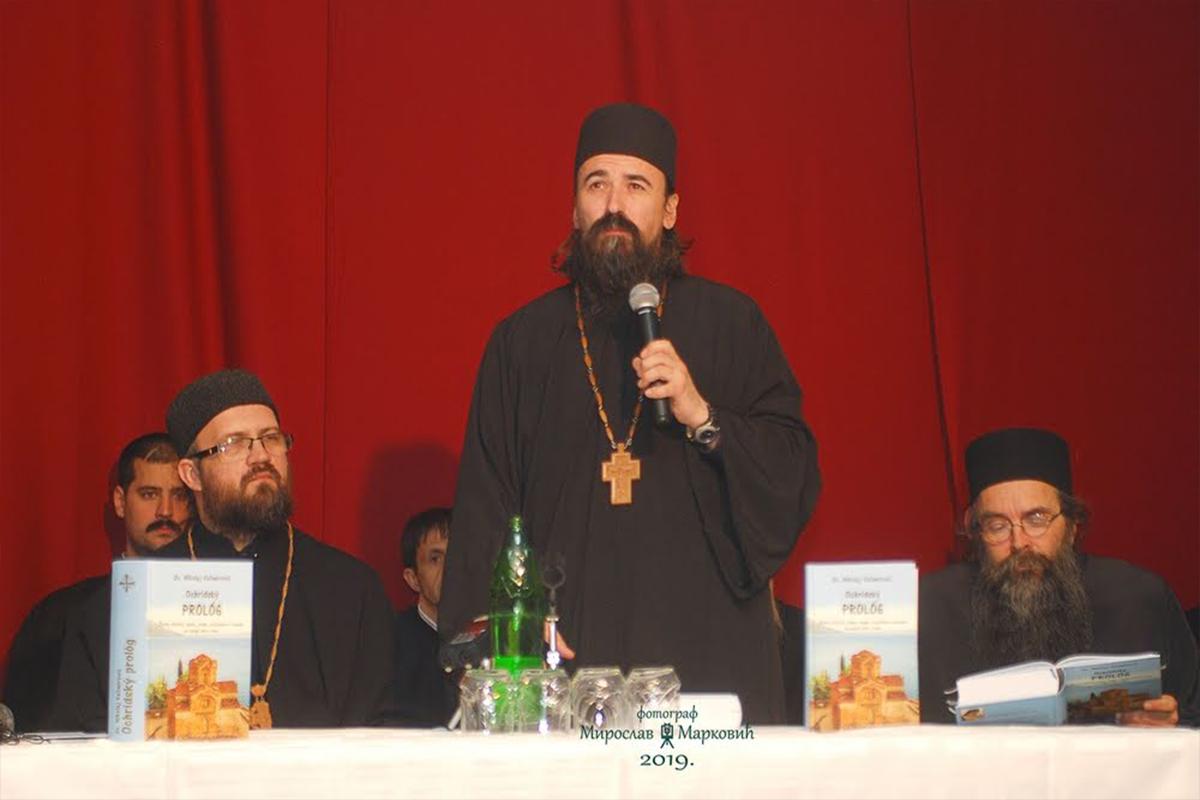 Prezentácia Ochridského prológu Slovákom v Srbsku