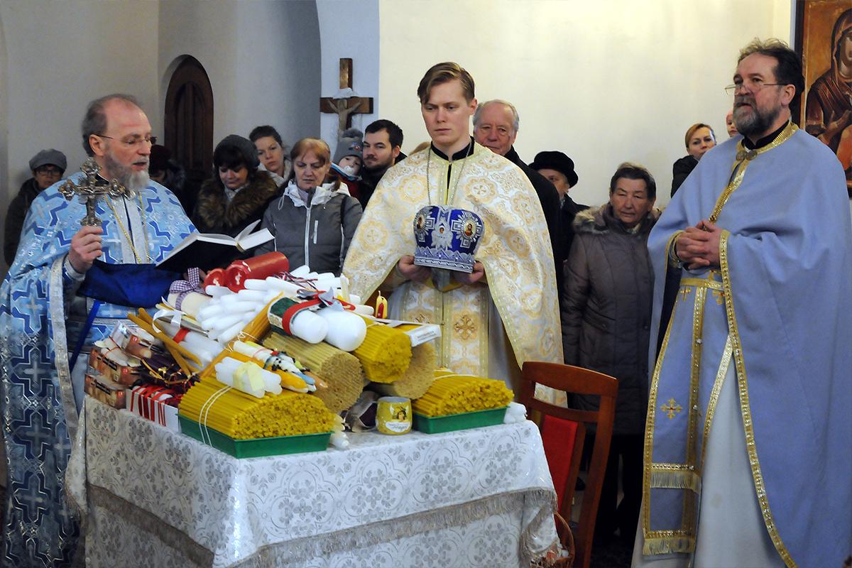 Sviatok Sritenia Hospodinovho v Prešove