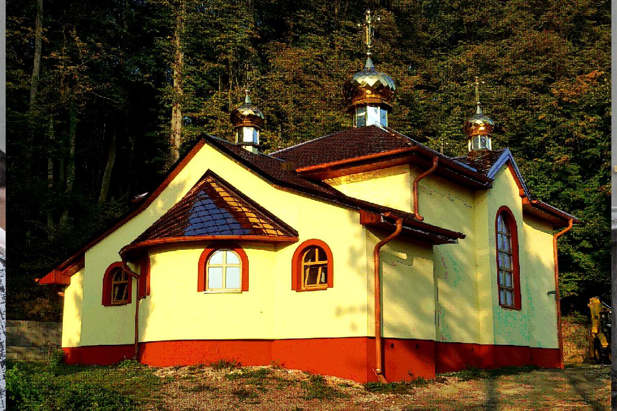 Posviacka chrámu v Bardejovských Kúpeľoch - pozvánka