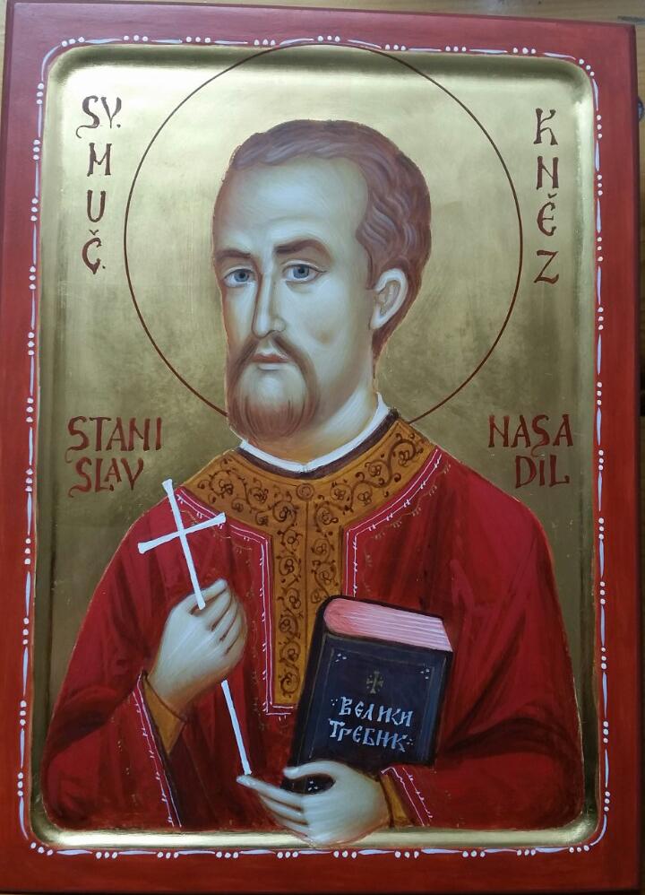 Novomučeník kňaz Stanislav Nasadil