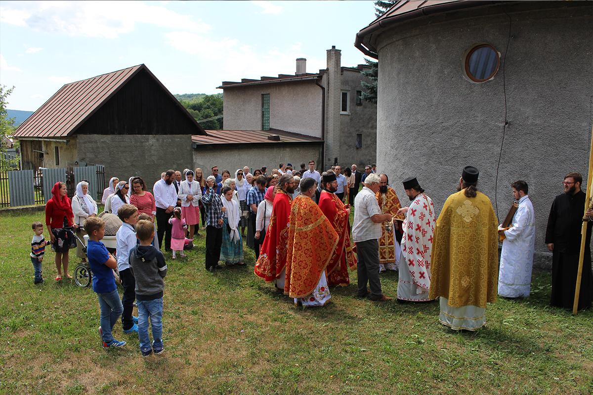Chrámový sviatok vo Vyšnej Polianke - fotoreportáž
