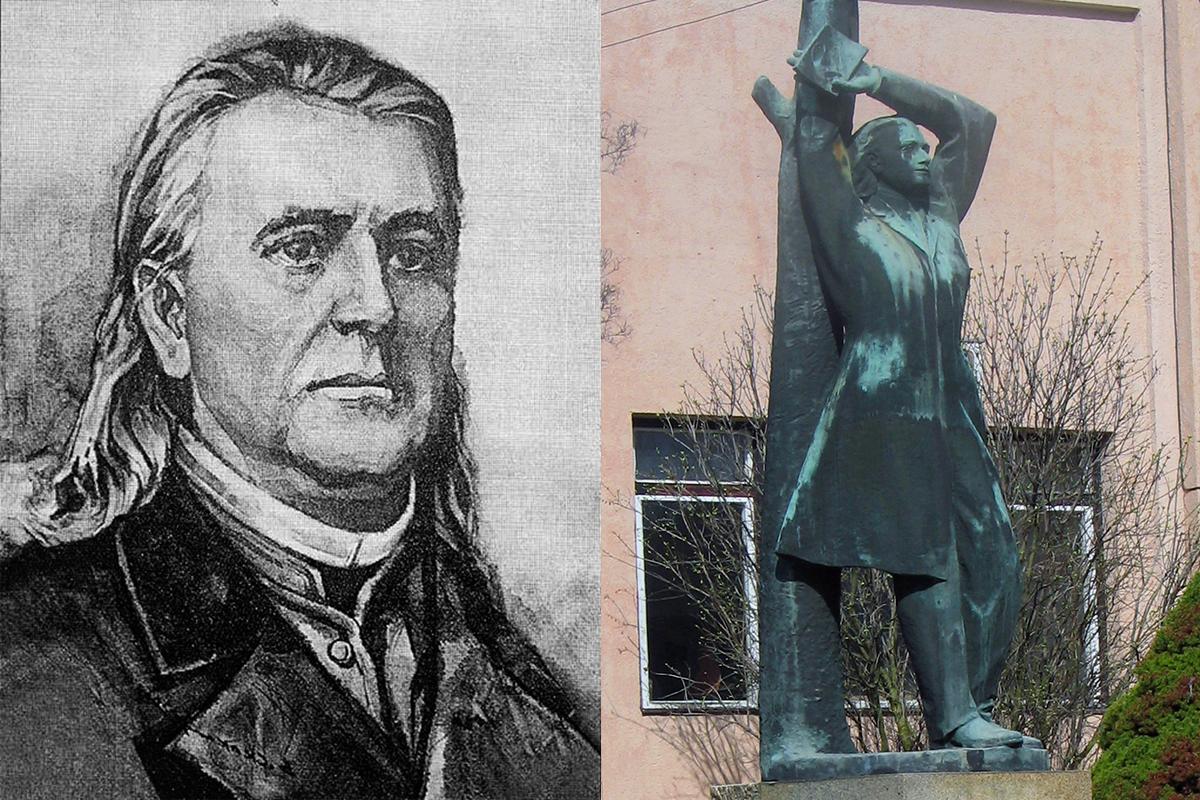 200 rokov od narodenia rusínskeho buditeľa Alexandra Pavloviča