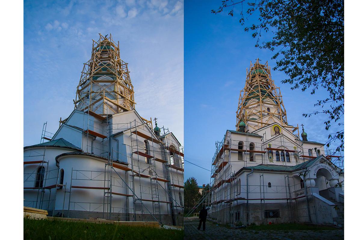 Prosba o finančnú pomoc na opravu chrámu Sv. Ducha v Medzilaborciach