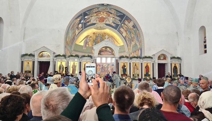 Vo Varšave bol po 100 rokoch posvätený novovybudovaný pravoslávny chrám